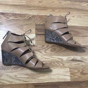 Donald J Pliner heels wedges